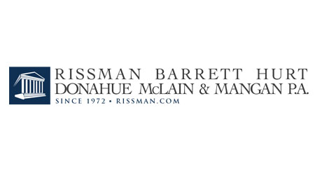 Rissman, Barrett, Hurt, Donahue, McLain & Mangan, P.A.